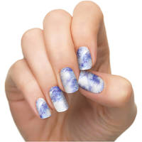 Incoco Nail Polish Strips in Ocean Blues