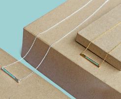 Louise Hendricks Mara Gold Necklace