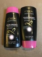 Loreal Color Vibrancy Nourishing Shampoo and Conditioner