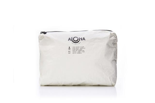 Aloha Collection Splash Proof Travel Bag