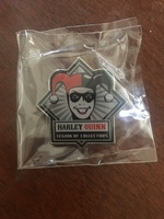 Legion of Collectors Harley Quinn pin - September 2016