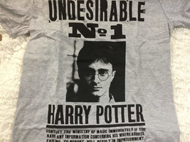 Harry Potter Undesirable #1 T Shirt
