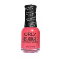 Orly Breathable Nail Treatment + Color