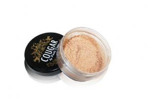 Cougar Loose Mineral Face Highlighter - Golden Bliss
