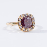 Zoe Cocktail Ring