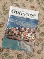 Oui Please Magazine Vol 2.3 Summer Escapade