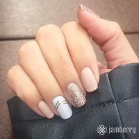 Jamberry Gel Enamel in Latte