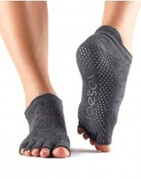 toesox Half Toe Low Rise Size 5-10