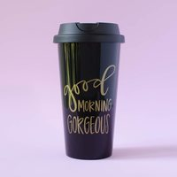 "The Created Co. ""Good Morning Gorgeous"" Coffee Mug"