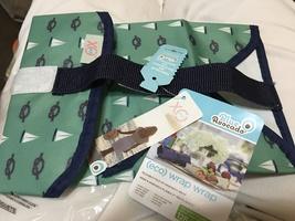 Blue Avocado Eco wrap wrap reusable sandwich wrap