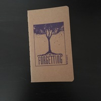 The Forgetting mini-notebook