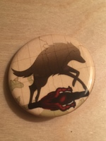 Wolf by Wolf Book Button