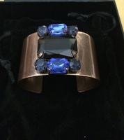 Jewelmint Stormy Stone Cuff