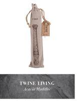 Twine Living Acacia Muddler