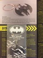 Batman Batwing Key Chain