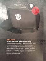 Transformers Messenger Bag