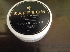 Saffron Sugar Rush Body Butter