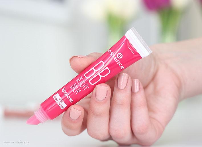Essence Beauty Balm Lipgloss in Flirtylicious