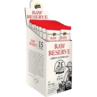 Amazing Grass Raw Reserve Green Superfood packets