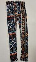 Aztec Geometric Leggings