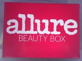 Empty Allure Beauty Box