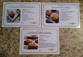 Recipe Cards from Karista's Kitchen
