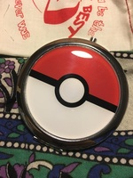Pokémon Ball Mirror Compact