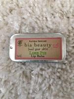 Bia Beauty Lime Pie Lip Balm