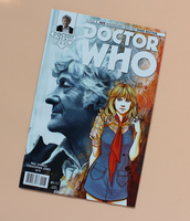 Doctor Who New Adventures with the Third Doctor #1