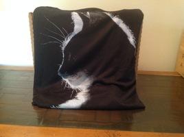 Cat Lomg Sleeve