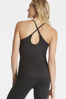 Penny Tank - Black, Size Small