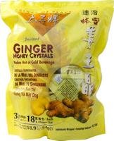Prince of Peace Ginger Candy and Ginger Honey Crystals