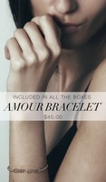 Amore  bracelet - Oui Please 2.4 box