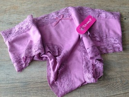 Puck Up Mauve Underwear