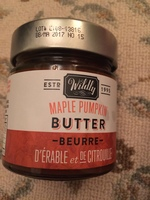 Maple Pumpkin Butter by Wildly Delicious