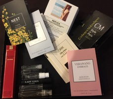 Perfume sample lot