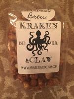 Harvest Brew Kraken & Claw pumpkin Spice Caramel Corn