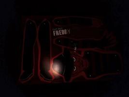 Cut Out Freddy