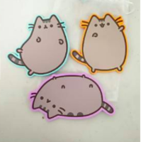 Pusheen Drink Coasters