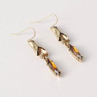 Elia Amber Earrings