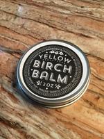 Yellow Birch Balm