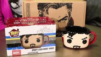 Dr. Strange Ceramic Mug