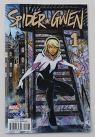 Spider Gwen #1 Comic Block Varient