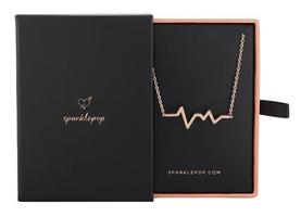Sparklepop Heartbeat Necklace
