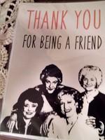 Friend thank you cards (Golden Girls)