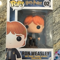 Ron Weasly Funko Pop