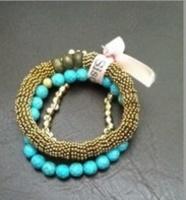 Sisco Berluti Bracelet Stack