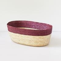 Handwoven Bread Bowl, Mexico