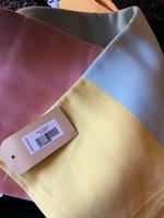 BARINEhome Block Pestamal in a beautiful sherbet stripe color $40RV