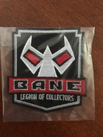 Legion of Collectors Bane patch - November 2016